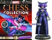 Marvel Chess Collection #51 Deathbird Eaglemoss Publications